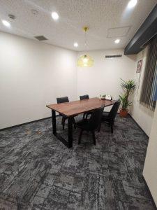 新本社会議室